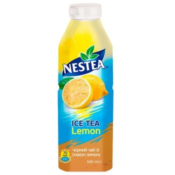 Nestea Ice lemon black tea 500ml - buy, prices for CityMarket - photo 2