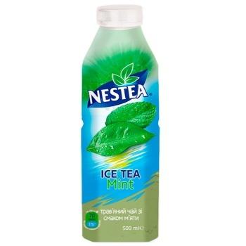 Nestea Ice mint herbs tea 500ml - buy, prices for CityMarket - photo 1