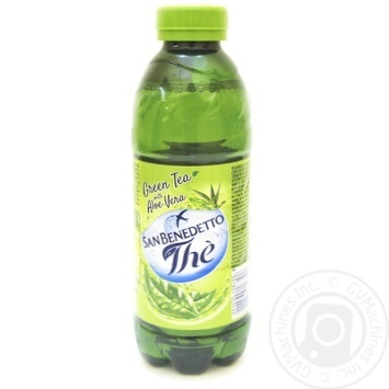 Напиток Сан Бенедетто Холодный Зеленый чай безалкогольный негазированный 500мл пластиковая бутылка Италия