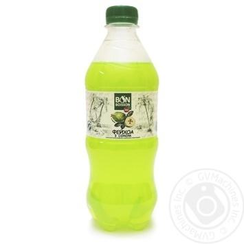Напиток сильногазированный Бон Буассон Фейхоа 500мл