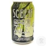 Напиток Sobear Ginger Ale газированный 330мл