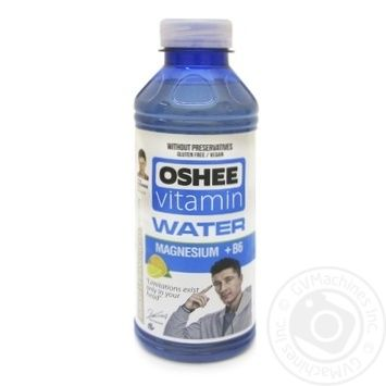 Напій Oshee Vitamin Water 0,555л - купити, ціни на МегаМаркет - фото 1