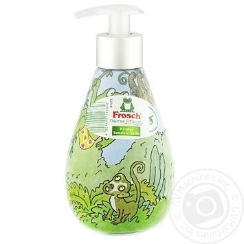 Frosch For Hands Liquid Soap 300ml - buy, prices for Novus - image 2