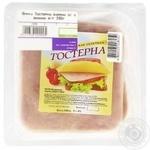 Шинка Тостерна варена зі свинини в/г Ходорівський МК 390г