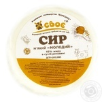 Сыр Свое мягкий молодой 45%