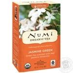 Чай зелений Numi органічний з жасмином 18шт*2г