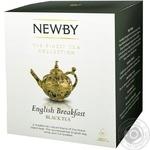 Чай чорний English Breakfast ТМ NEWBY Індія х8