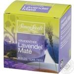 Чай Simon Levelt Lavendel Mate 10пак*1,5г
