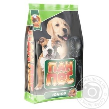 Food dry for dogs 10000g - buy, prices for MegaMarket - image 1