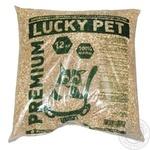 Наполнитель Lucky Pet Premium из древесины 12кг