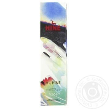 Коньяк Hine VSOP 40% 0,7л в подарочной коробке - купить, цены на СитиМаркет - фото 1