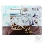 Lorenzzo One and a Half Bedding Set