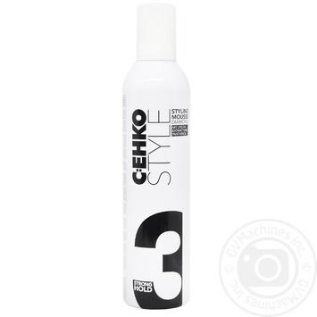 Пена для волос C:ehko Style Бриллиант 400мл