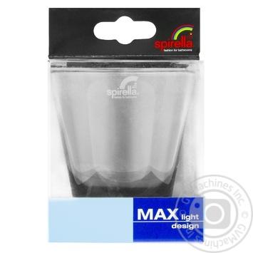 Стакан MAX-acryl сірий 10.1357