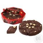 Торт Триумф шоколадно-вафельный 1кг
