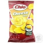 Potato chips Chio Chips with cheese taste 75g Hungary
