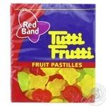 Конфеты жевательные Red Band Tutti-frutti Original 15г