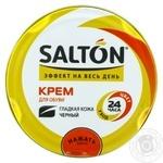 Salton For Smooth Skin Shoes Black Cream 50ml - buy, prices for Novus - image 3