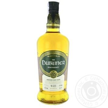 Виски The Dubliner Irish Whiskey 1л