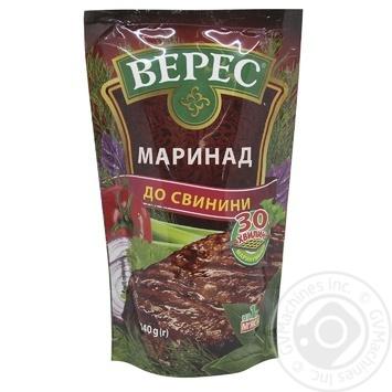 Маринад Верес до свинини 140г - купити, ціни на Novus - фото 2