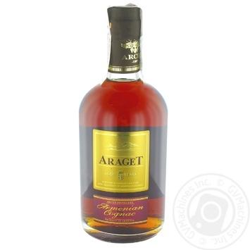 Araget Cognac 5* 40% 0.5l