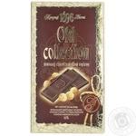 Шоколад горький Бисквит-Шоколад Оld Collection с целым лесным орехом 60% 200г
