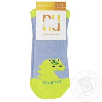 Duna Children's Socks s.16-18 - buy, prices for Furshet - image 1