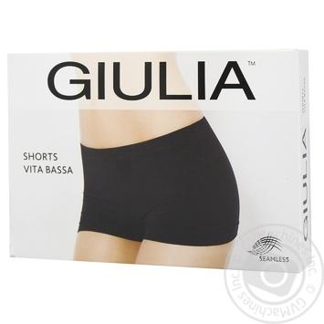 Трусики Giulia Shorts Vita Bassa bright fuxia S/M