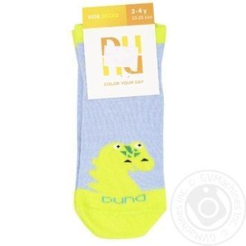 Duna Turquoise Children's Socks 16-18s - buy, prices for Furshet - image 1