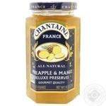 Джем Chantaine Ананас та манго 325г - купити, ціни на Восторг - фото 1
