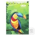Zibi Kids Line Notebook Animals A7 40p. assortment