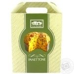 Casa Rinaldi Panettone with Candied Fruits and Raisins 500g in Box