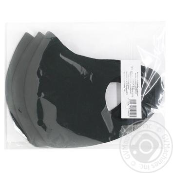 Маска на лицо Unisex 3шт. в ассортименте - купить, цены на МегаМаркет - фото 4