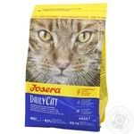 Josera DailyCat Dry Food for Cats with Poultry Taste 400g