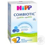 HiPP Combiotiс №2 Baby Dry Milk Mix from 6 Months 300g