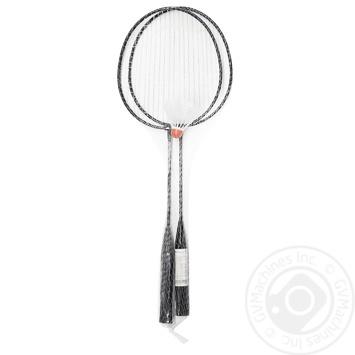 Бадминтон 2 ракетки+волан сетка Z0003 (C34443)