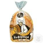Хлеб кефирный Хлеб Житомира половинка нарезанный 350г
