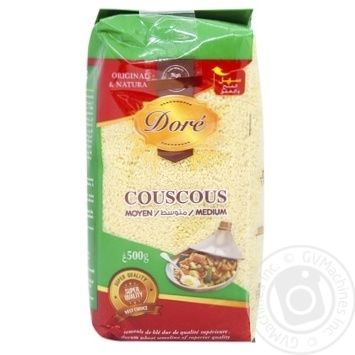 Groats Dore 500g - buy, prices for MegaMarket - image 1