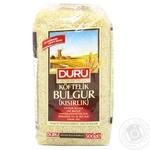 Крупа булгур Duru Bulgur из твердых сортов пшеницы мелкозернистая 500г