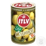 ITLV Olive green with a bone of 314 ml - buy, prices for CityMarket - photo 1