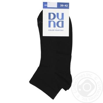 Dune Black Size Men's Socks 25-27 - buy, prices for CityMarket - photo 1