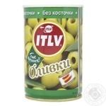 ITLV Olive green witout bone 314ml - buy, prices for CityMarket - photo 1