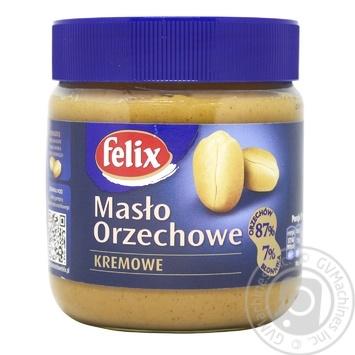 Felix Peanut Butter Cream 350g - buy, prices for MegaMarket - image 1