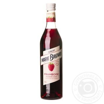 Сироп Marie Brizard Framboise Raspberry 0,7л - купить, цены на МегаМаркет - фото 1