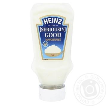 Майонез Heinz 70% 215г - купити, ціни на Novus - фото 1