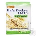 Hahne Haferflocken Oat Porridge 500g