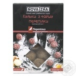 Novaizha Balls from Minced Quail 650g - buy, prices for MegaMarket - image 1