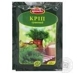 Приправа Аромикс Укроп сушеный 10г