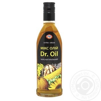 Смесь масел Golden Kings of Ukraine Dr.Oil растительных 250мл - купить, цены на Novus - фото 1