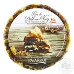 Пиріг фруктово-горіховий Paiarrop фінік та горіх 200г